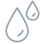 Icône d'une goutte d'eau