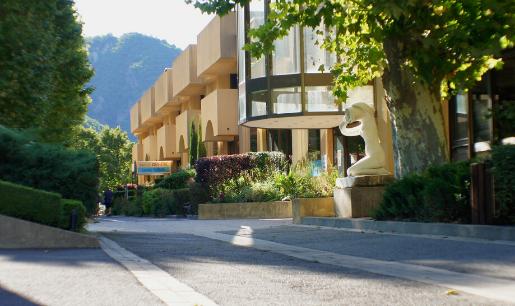 Etablissement thermal - Thermes de Digne-les-Bains