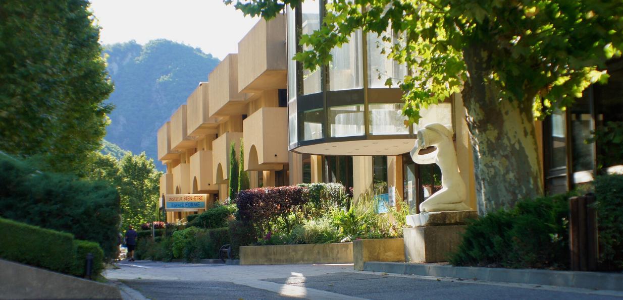 Etablissement des Thermes de Digne-les-Bains